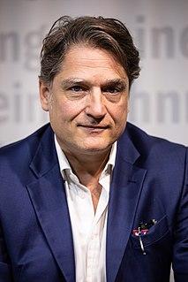Jakob Augstein German heir, journalist and publisher