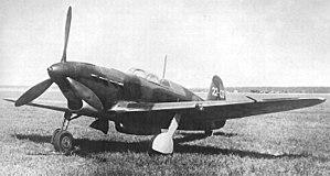 Yakovlev Yak-7 - Image: Jakowkew Jak 7