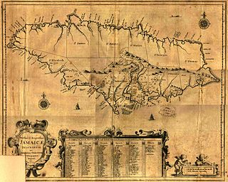 Invasion of Jamaica 1655 invasion of Jamaica by the English
