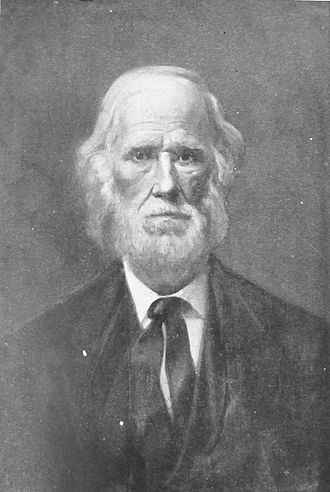 J. G. M. Ramsey - Portrait of J. G. M. Ramsey by artist Lloyd Branson