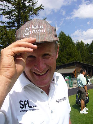 Jamie Donaldson - Donaldson at 2008 Swiss Open