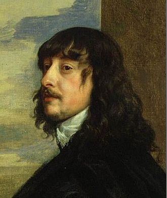 James Stanley, 7th Earl of Derby - James Stanley, 7th Earl of Derby, portrait by van Dyck, circa 1632/41, Frick Collection, New York