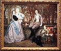 James Tissot, ritratto dei marchesi di miramont coi figli, 1865, 01.JPG