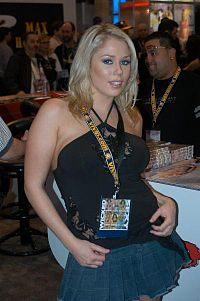 Jamie Brooks at 2005 AEE Thursday 2.jpg