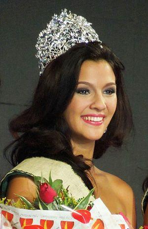 Miss Earth - Image: Jamie Herrell (Miss Philippines Earth 2014 )