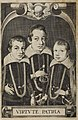 Jan, Albrecht, Kryštap Radziviły. Ян, Альбрэхт, Крыштап Радзівілы (1604).jpg