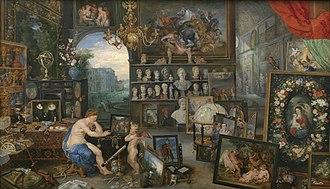The Five Senses (series) - Sight, 1617