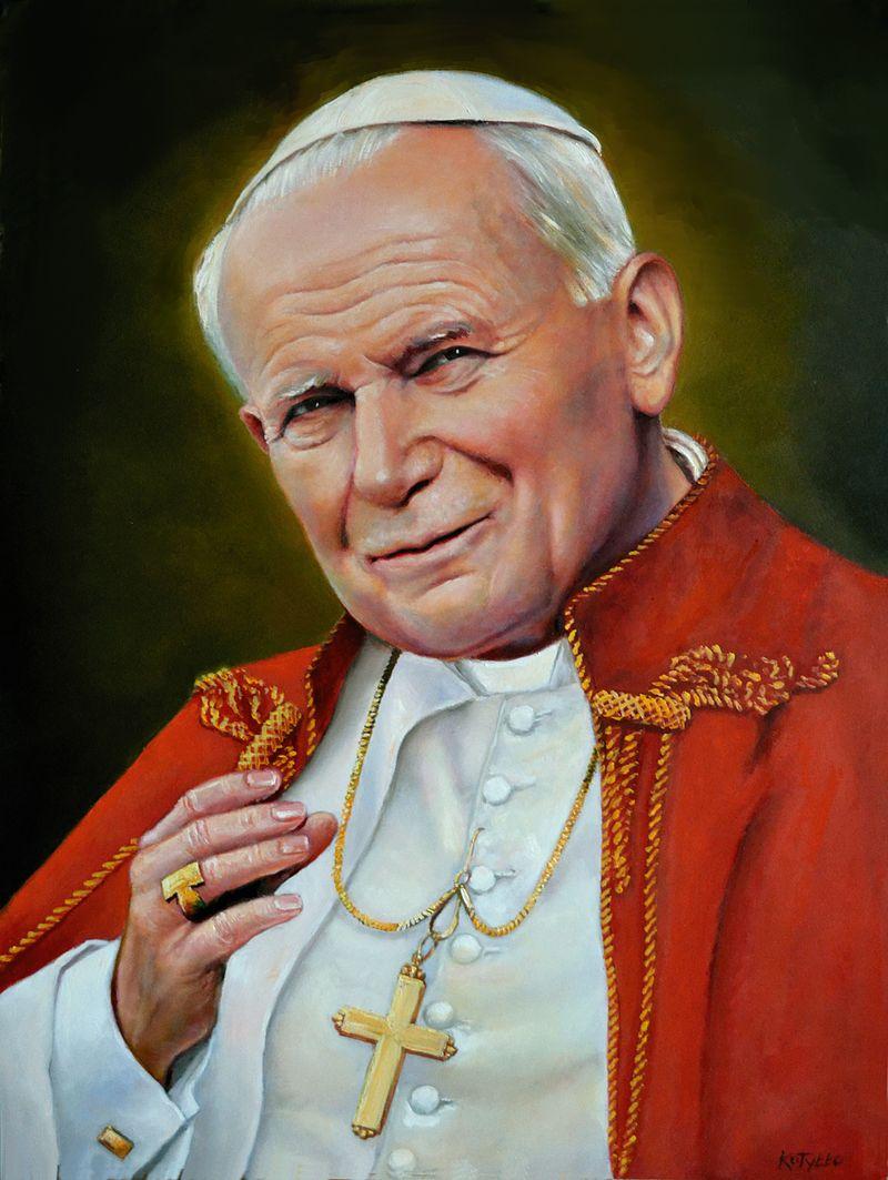 Jan Paweł II Autor Zbigniew Kotyłło.JPG