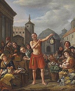 Jan Victors - Diogenes