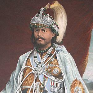 Jung Bahadur Rana - Image: Jang Bahadur Rana