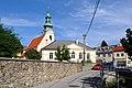 Janschkygasse Muellerhaus Pfarrkirche.jpg