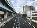 Japan National Route 3 near Fukuoka Women's University.jpg