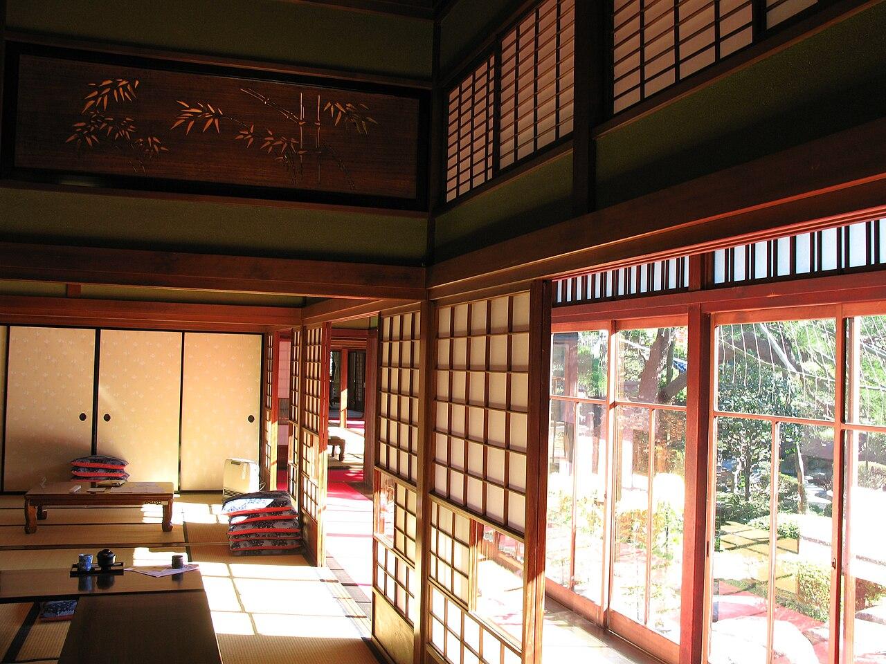 file japanese old style house interior design 2 和室 わしつ の
