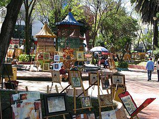 Jardín del Arte Sullivan