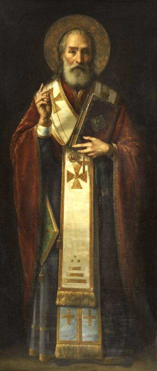 Jaroslav Čermák (1831 - 1878) - Sv. Mikuláš