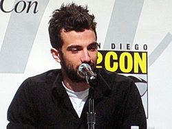 Jay Baruchel at WonderCon 2010 1.JPG