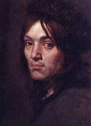 Jean-Guillaume Carlier - Selfportrait, 1660 (Musée de l'Art wallon, Liège)