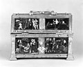 Jean Pénicaud II - Casket with Scenes from Genesis and the Life of Christ - Walters 44356.jpg