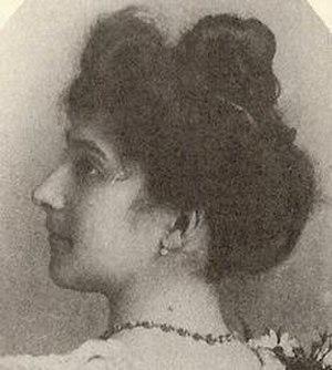 Jeanne Calment - Calment at age 20 in 1895