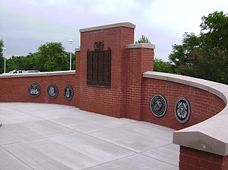 Jefferson Hills, Pennsylvania - Jefferson Hills War Memorial
