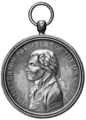 Jefferson Medal given to a Chief by Lewis and Clark.png