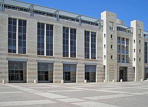 Jerusalem Municipality - Jerusalem City Hall