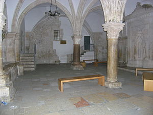 Cenacle - The Last Supper Room
