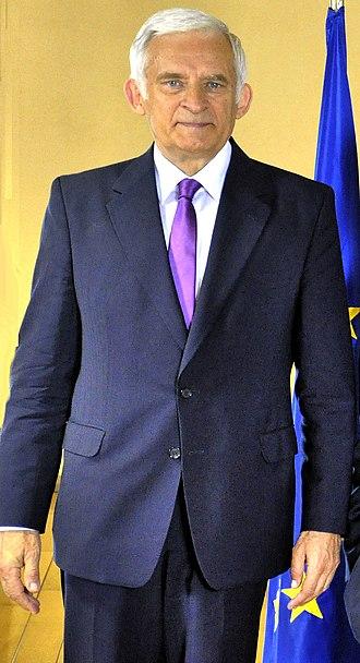Ministry of Justice (Poland) - Image: Jerzy Buzek 2011