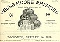 Jesse Moore Whiskies Louisville, Kentucky - Pacific wine and spirit review (IA pacificwinespiri29sanfrich) (page 137 crop).jpg