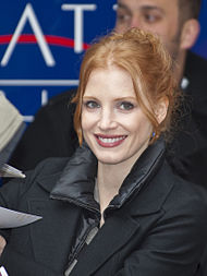 Jessica chastain wikipdia a enciclopdia livre chastain em 2011 fandeluxe Images