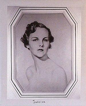 Jessica Mitford cover