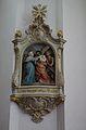 Jesus begegnet seiner Mutter Kreuzwegstation IV Dom zu Fulda Juni 2012.JPG