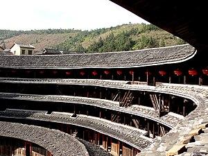 Fujian Tulou - Jiqing lou
