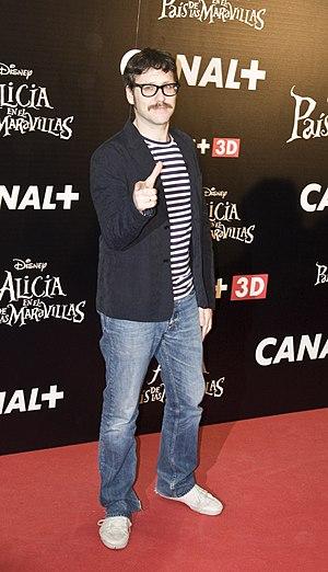 Joaquín Reyes (actor) - Joaquín in 2010.
