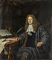 Johannes Hudde (1628-1704). Burgemeester van Amsterdam en wiskundige Rijksmuseum SK-C-528.jpeg