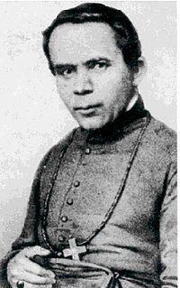 John Neumann 19th-century Czech Catholic missionary, bishop, and saint