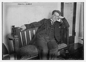 Johannes Sembach - Johannes Sembach in 1914