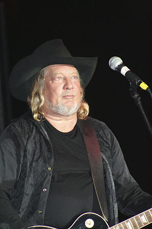 John Anderson (musician) - John Anderson at the Pike County Fair, 2008