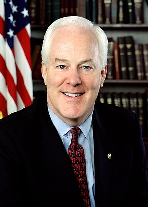 {{w|John Cornyn}}, member of the United States...