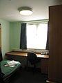 John Foster Hall - University of Leicester - Accommodation room.JPG
