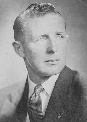 John O'Brien (New Zealand politician) - Image: John O'Brien Crop