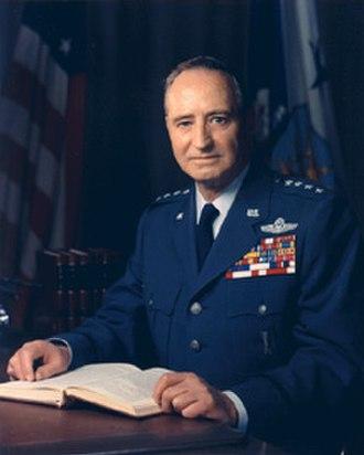 John P. McConnell - General John Paul McConnell