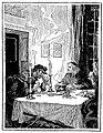 John R. Neill - Les Misérables - bishop Myriel and Jean Valjean.jpg