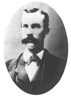 Johnny Ringo US criminal and gunfighter