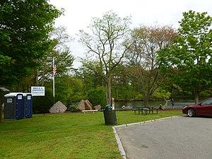Raynham, Massachusetts - Johnston Memorial Park