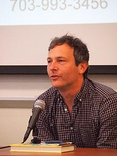 Jonathan Raymond American writer