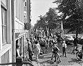Jordaanjeugdfestival, kinderen gaan naar Carre, Bestanddeelnr 909-7251.jpg