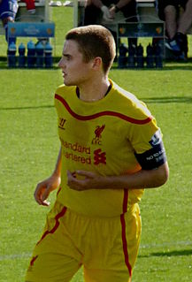 Jordan Rossiter English footballer (born 1997)