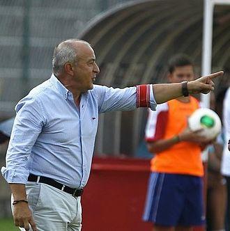 José Costa (footballer, born 1953) - Costa coaching Braga B