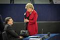 Jose Manuel Barroso et Viviane Reding Strasbourg 4 février 2014.jpg